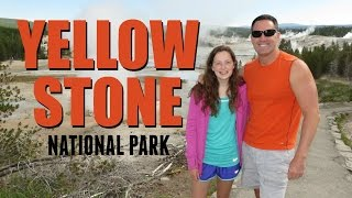 Yellowstone National Park - America's First (Vlog/Park #9)