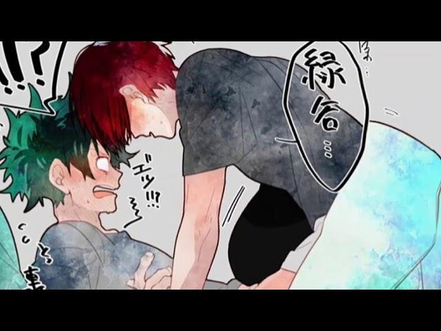TodoDeku / Yaoi / TodoIzu / Todoroki Shoto is Midoriya Izuku