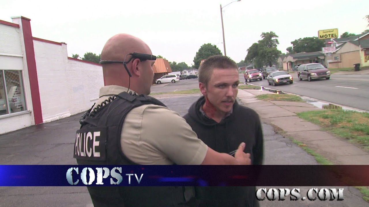 Fake Cash And Whiplash Show 3022 Cops Tv Show