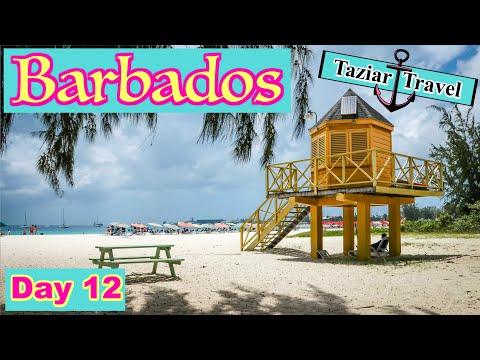 Barbados Travel Vlog Day 12 - 2018