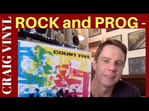 60s and 70s ROCK Vinyl - Vinyl collection Update