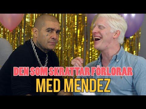 Den som skrattar förlorar #8 - Torra skämt och ordvitsar - med Mendez