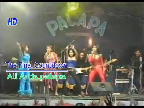 All Artis-Om.Palapa LawasTulangan The Final Countdown