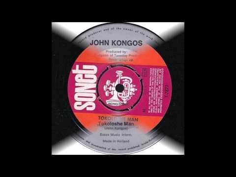 John Kongos - Tokoloshe Man (single version) ( 1971)