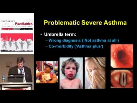 case study on asthma Asthma presentation marcus is a 6-year-old boy (25 kg) presenting to the emergency department with an exacerbation of his asthma his mother reports he has had an.