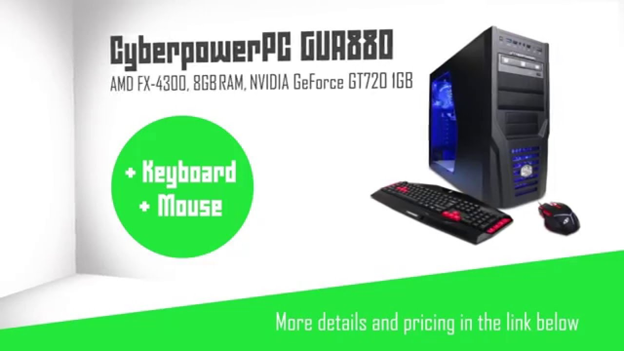 Best Gaming Pc Under 500 Top 5 Budget Gaming Desktops For