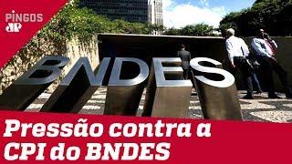 Presidente da CPI do BNDES defende indiciamento de Lula e Dilma