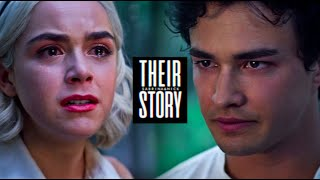 sabrina&nick | their story [1x01-3x08]