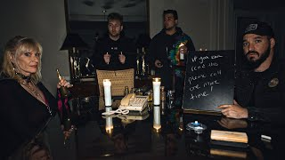 OVERNIGHT in HAUNTED BILTMORE HOTEL: Witch's Séance