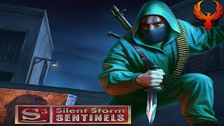 Let's play Silent Storm Sentinels | Part 1 | The Great Escape
