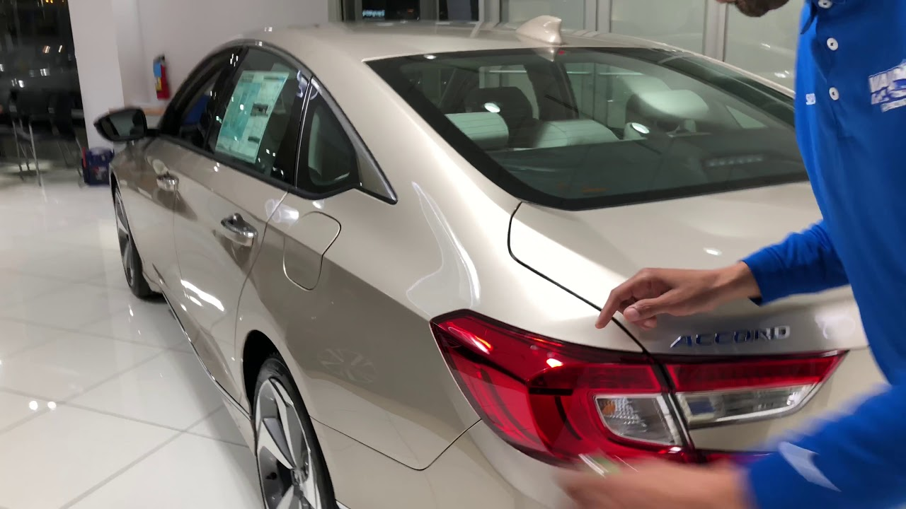 honda accord delivery competition youtube