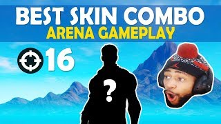 THE BEST SKIN COMBO | ARENA GAMEPLAY