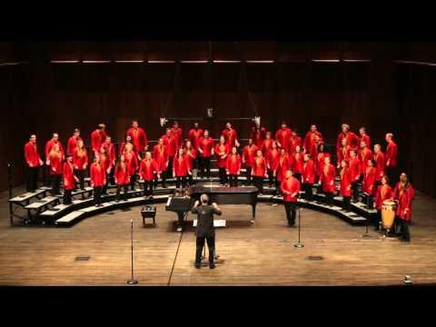 Kanaval; Sydney Guillaume - Florida State University Singers 2016
