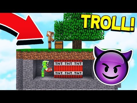 TROLLING YOUTUBERS ON MY MINECRAFT SERVER!