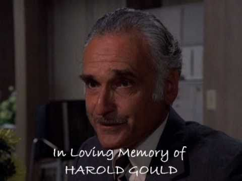 A HAWAII FIVEO Tribute to Harold Gould 19232010