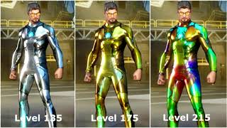 All Secret Styles (SILVER,GOLD,HOLO) Showcase For Battle Pass Skins In Fortnite Season 4