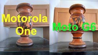 Motorola One Power Vs Moto G6 Camera Test