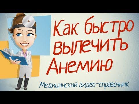 Анемия при геморрое причины симптомы диагностика лечение диета