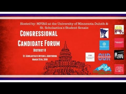 CD8 Candidates From DFL, GOP, IP Hold Forum For Open ...