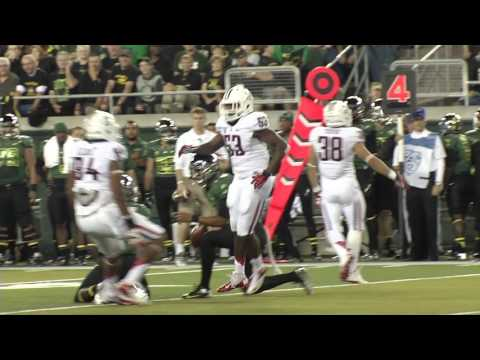 Sir Thomas Jackson (LB) #53 - Arizona - Highlight Reel