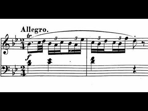 Mozart / Fritz Lehmann, 1951: Overture to Don Giovanni