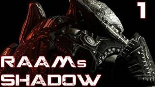 Gears of War 3 DLC: Raam's Shadow Walkthrough - Part 1 (Let's Play, Playthrough)