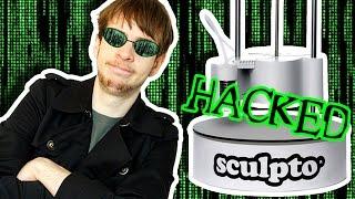 Mit Sculpto 3D Printer hack! (Release)