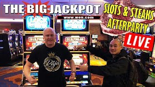 🎰 Slots and Steaks 🥩 after party Live Slot Play 💣 thumbnail