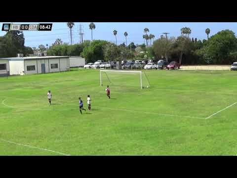 Pateadores SCDSL: Huntington Beach B07 Blue vs CDA Slammers