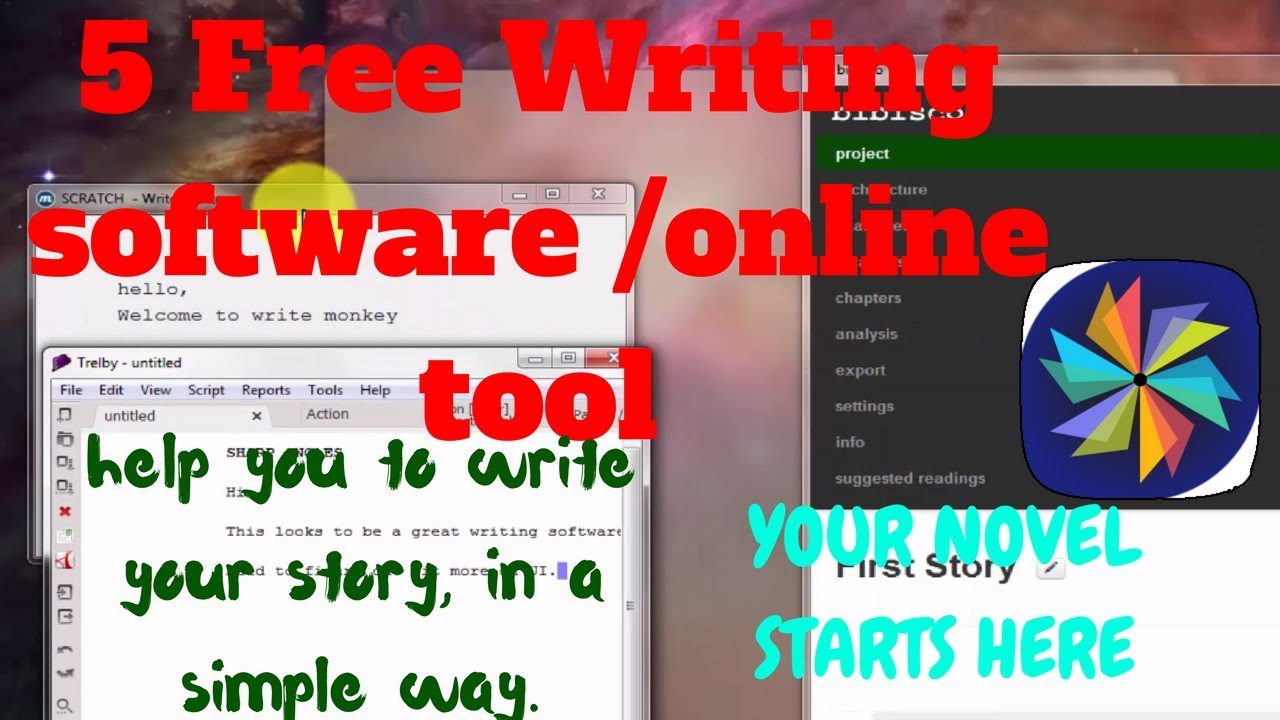 Creative Writing Software Linux –