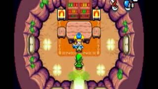 The Legend of Zelda: The Minish Cap Episode 7 The White Sword!