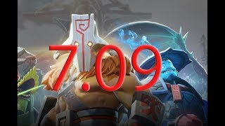 Dota 2 7.09 Patch Analysis with SUNSfan and TrentPax