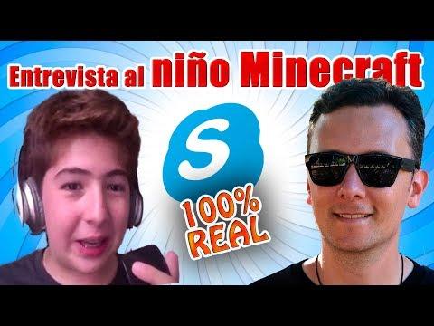 Entrevista al niño MAINCRA - 100% REAL, NO FAKE, NO CLICKBAIT