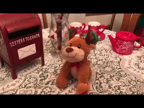 Newest Musical and Animated Christmas Decor: Puppy