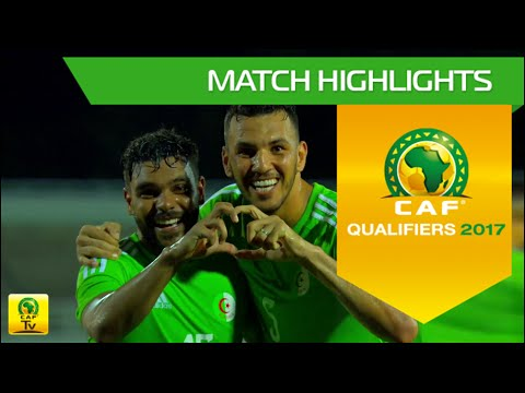 Seychelles vs Algeria  | Africa Cup of Nations Qualifiers 2017