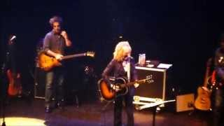 LUCINDA WILLIAMS LIVE IN EINDHOVEN 31-5-2013 (PART 1-4)