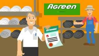 Agreen Агроволокно повышает урожай(Агроволокно AGREEN. Ролик о том как полезно и выгодно использовать агроволокно Агрин для получения раннего..., 2015-02-10T16:20:32.000Z)
