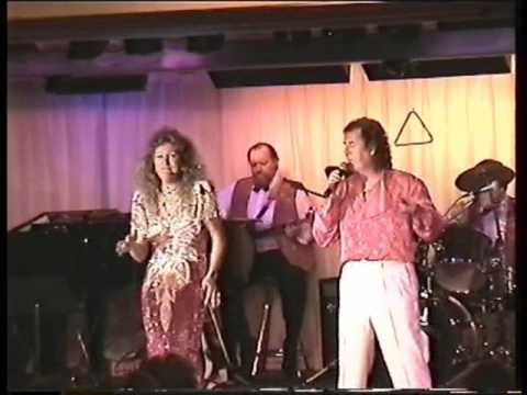 Chattanooga Choo Choo - Lilo & John Siegel - Live on Stage