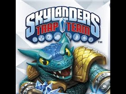 Skylanders Trap Team: SNAPSHOT SOUL GEM Final Upgrade ...