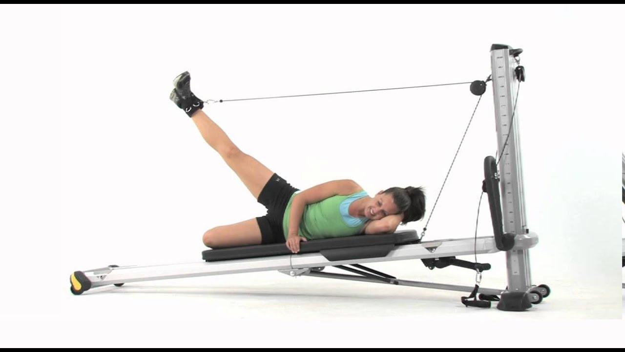 total gym ultra manual pdf