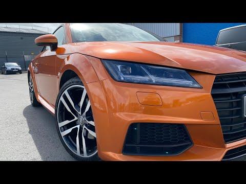 Audi TT - Full 3M™ 1080 Gloss Liquid Copper Wrap with 2080 Gloss Black Detailing