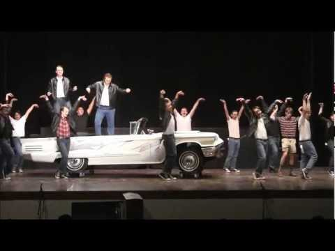 Grease the Musical: Greased Lightning