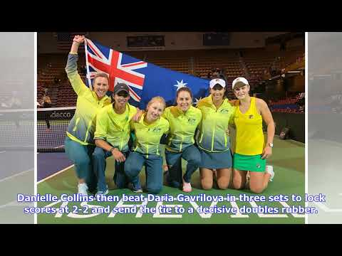Australia defeats US to reach Fed Cup semifinals Mp3