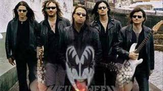 Helloween - I stole your love ( kiss cover )