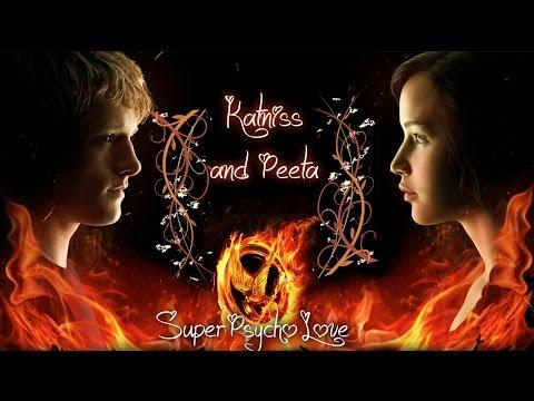 Katniss and Peeta - Super Psycho Love