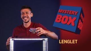 MYSTERY BOX   Clément Lenglet