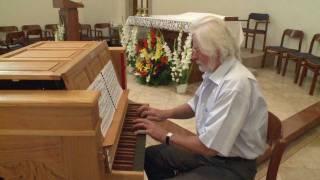 New 3 stops Continuo Organ by Vagi Organbuilding LLC