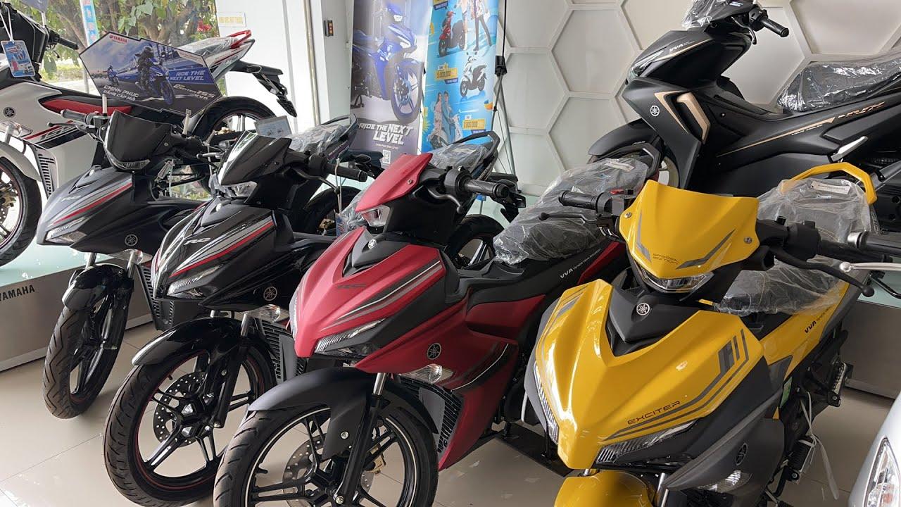 LIVE Giá xe Yamaha Exciter 155 VVA tháng 8/2021 và tâm sự chém gió