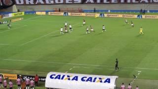 Copa do Brasil: Flamengo vence e elimina Atlético no Serra Dourada