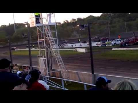Fiesta City Speedway Pure Stock Feature 5/22/15